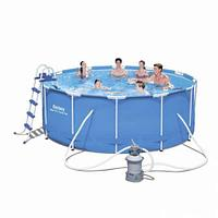 Круглый каркасный бассейн Bestway 56414(56259) Steel Pro 366*122