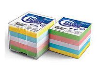 Блок бумаги для записей в боксе 90х90х80мм