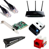 Телекоммуникационное-сетевое оборудование, сетевые инструменты,тестеры.