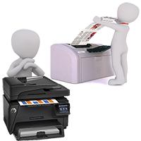 Принтеры , копировальная техника, МФУ