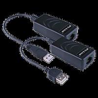 PV-Link PV-USB01E - Пассивный приемопередатчик USB сигнала по витой паре