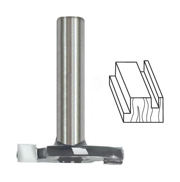 (36692) Фреза дисковая для кромок и пазов, DxHxL = 32х6х36 мм