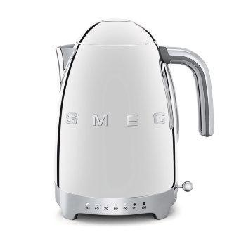Чайник Smeg  KLF04SSEU (полированная нержавеющая сталь)