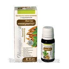 Капли Натуроник Мастер-Иммунитет с кордицепсом