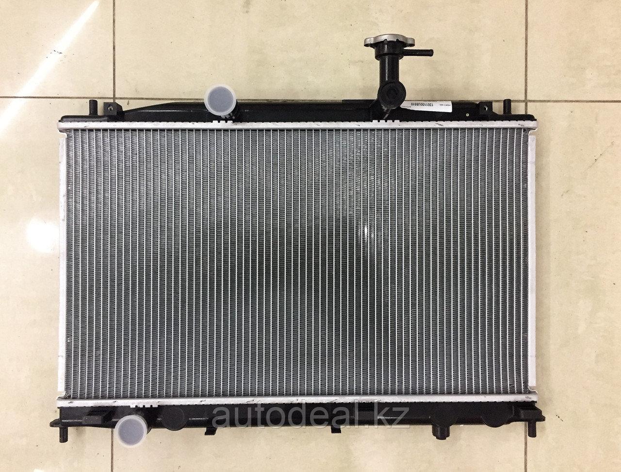 Радиатор охлаждения основной JAC S3