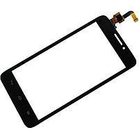 Сенсор Huawei Ascend G620, цвет черный