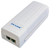 PV-Link PV-POE01GB - Инжектор PoE с пропускной способностью 10/100/1000 Мбит/с
