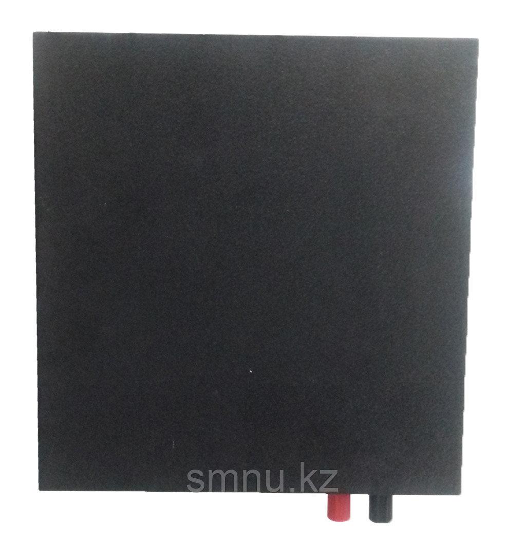 Бокс металлический 180*190*50 черный SEC 1212