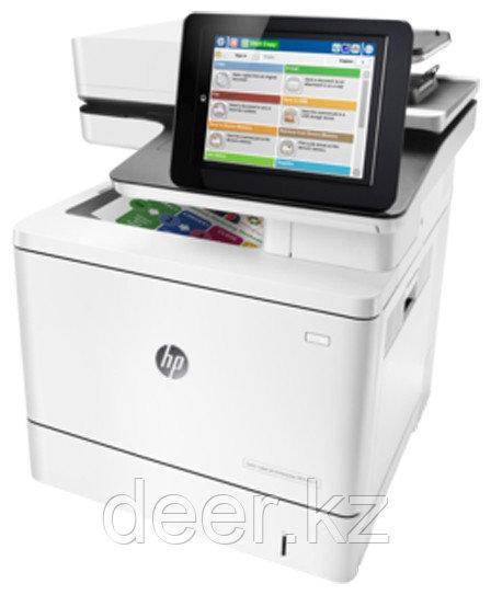 Многофункциональное устройство HP B5L46A HP Color LaserJet Ent MFP M577dn (A4)