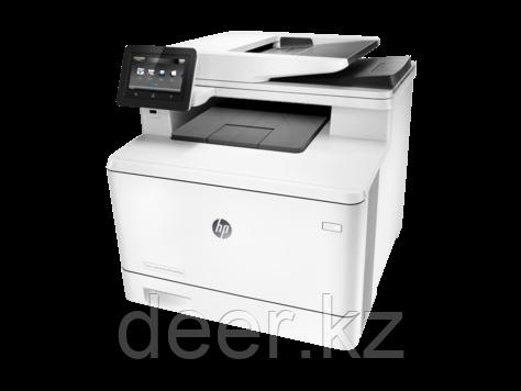 Многофункциональное устройство HP CF377A HP Color LaserJet MFP M477fnw (A4)