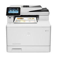 Многофункциональное устройство HP CF379A HP Color LaserJet MFP M477fdw (A4)