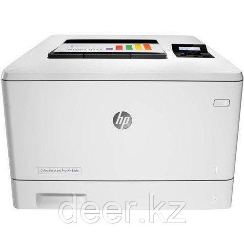 Лазерный цветной принтер HP CF389A HP Color LaserJet Pro M452dn (A4)