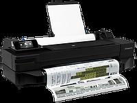 Плоттер HP CQ891C HP DesignJet T120 24-in (A1/610 mm)