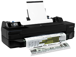 Плоттер HP CQ891C HP DesignJet T120 24-in (A1/610 mm)