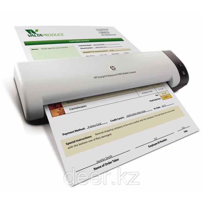 Мобильный сканер HP L2722A Scanjet 1000