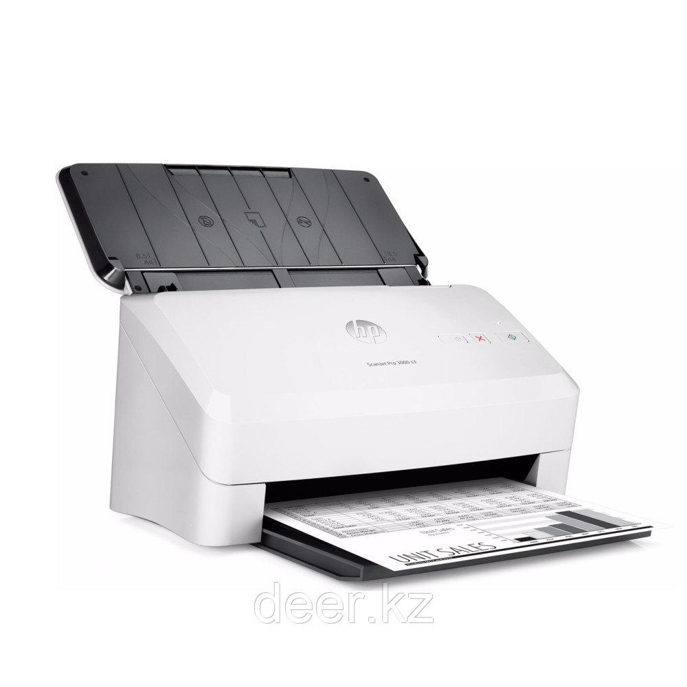 Скоростной сканер HP L2757A HP ScanJet Ent Flw 7000s3 (A4)