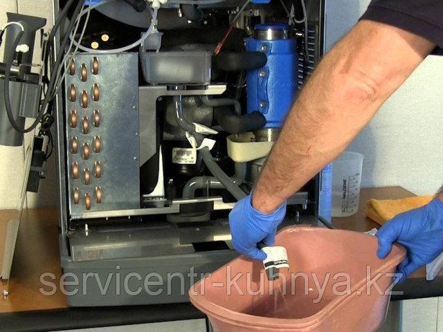 Техническое обслуживание, чистка льдогенераторов
