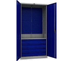 Шкаф инструментальный металлический ТС-1995-041040 (1900х950х500 мм)