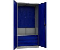 Шкаф инструментальный металлический ТС-1995-041030 (1900х950х500 мм)