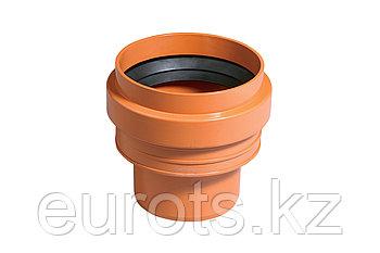 KGUS – переход на гладкий конец керамической трубы