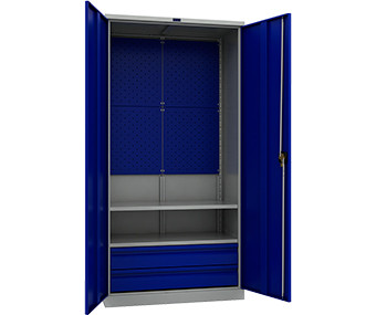 Шкаф инструментальный металлический ТС-1995-042020 (1900х950х500 мм)