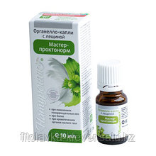 Мастер-проктонорм органелло-капли нативные с лещиной