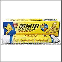 """Мазь """"Huangjinjia"""" (""""Капля"""") от экземы, псориаза, лишая и дерматитов."""
