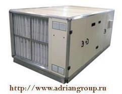 Генератор теплого воздуха ADRIAN-AIR® SET