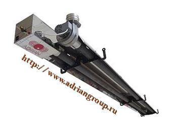 Инфракрасные газовые обогреватели  ADRIAN-RAD® тип AA
