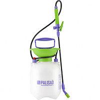 Опрыскиватель ручной с горловиной 3 литра, с насосом, шлангом и разбрызгивателем PALISAD 64743 (002)