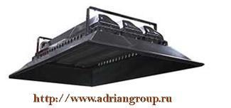 Инфракрасные газовые обогреватели светлого типа ADRIAN-RAD®  типCR