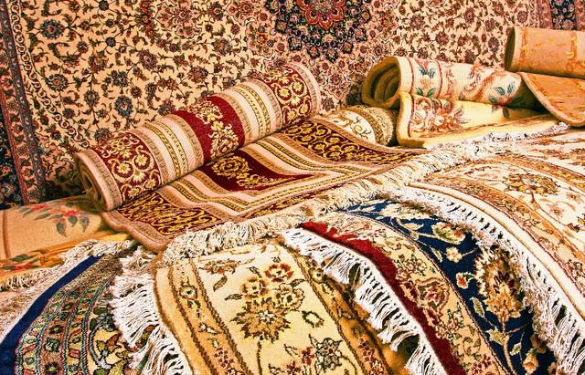 Ковры и ковровые покрытия