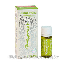 Натуроник® Флавотека, зеленое масло