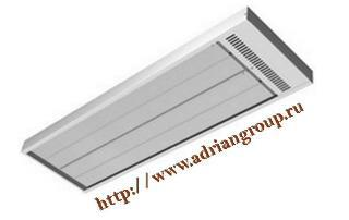 Инфракрасные электрические обогреватели ADRIAN-RAD® тип ELECTRO P