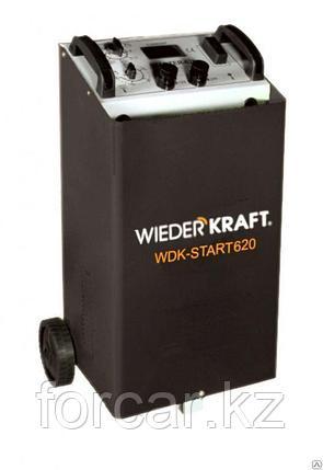 Пуско-зарядное устройство WiederKraft WDK-Start 620 , фото 2