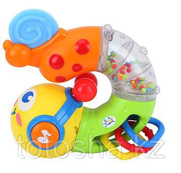 Huile Toys Музыкальный червячок