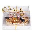 Pasticciere коробка для торта с прозрачной крышкой 225*225*110 (25/50), фото 2