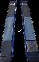NORDBERG ECO ЯМНЫЕ ПУТИ 5400*500 (с задними сдвижными площадками в комплекте)