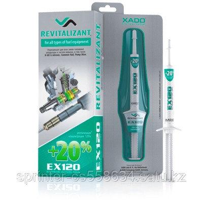 XADO REVITALIZANT EX120% (для ТНВД для всех видов топливной аппаратуры)