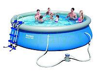 Круглый надувной бассейн Bestway 57277 Fast Set Pool