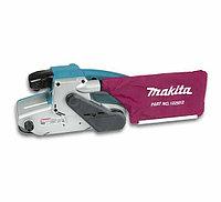 Ленточно-шлифовальная машинка «Makita 9404» для сухой шлифовки стекла