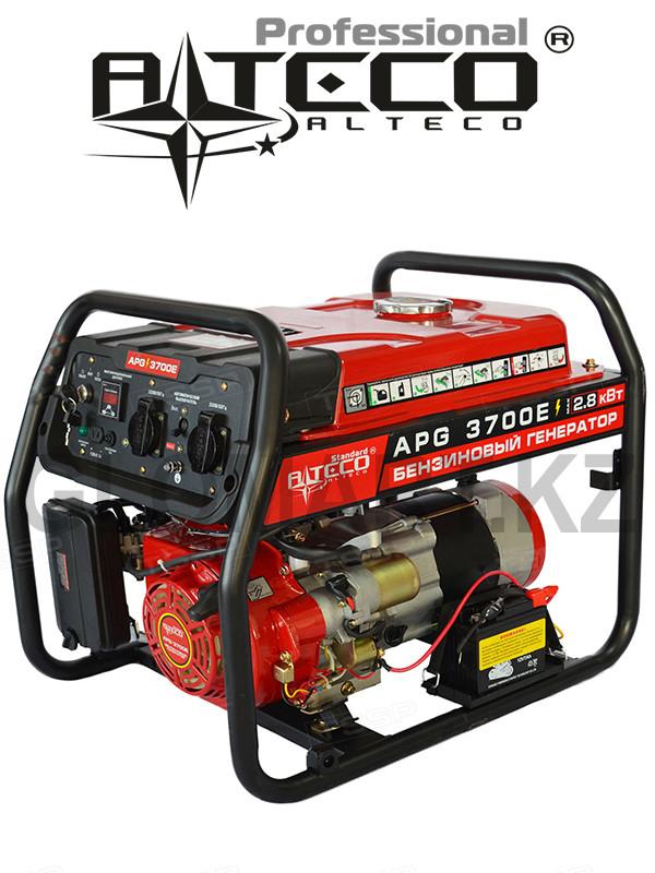 Движок с аккумулятором Alteco  APG-3700 E (N) (Алтеко)
