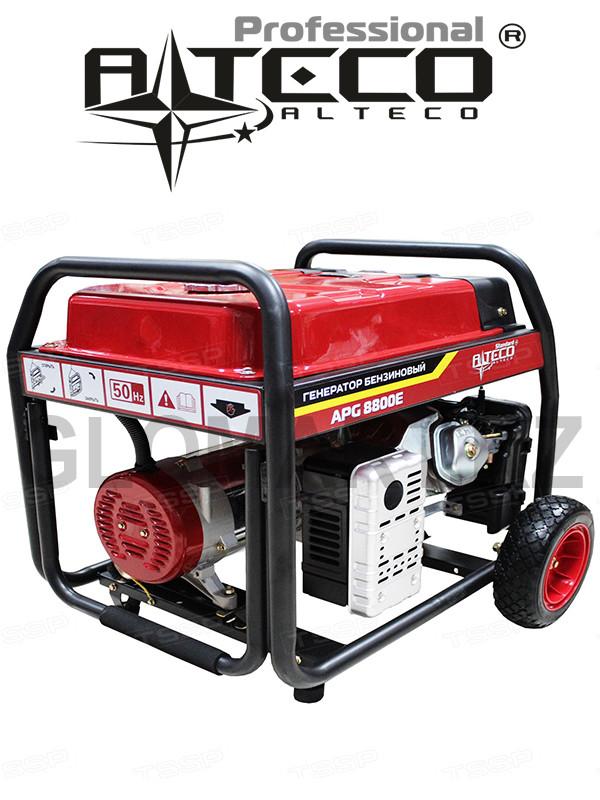 Электрогенератор Alteco APG-8800E (N) (Алтеко)