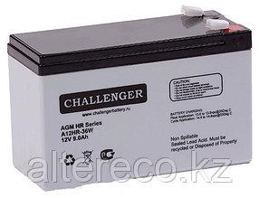 Аккумулятор Challenger A12HR-38W (12В, 9Ач)