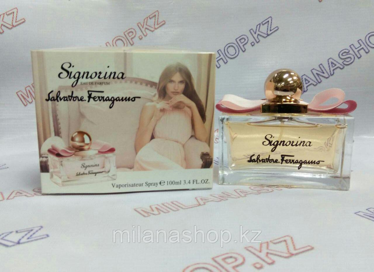 Женские духи Signorina Salvatore Ferragamo (100 мг )