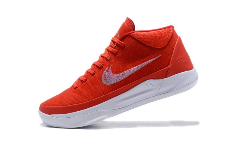 """Баскетбольные кроссовки Nike Kobe XIII 13  A.D. """"Red"""""""