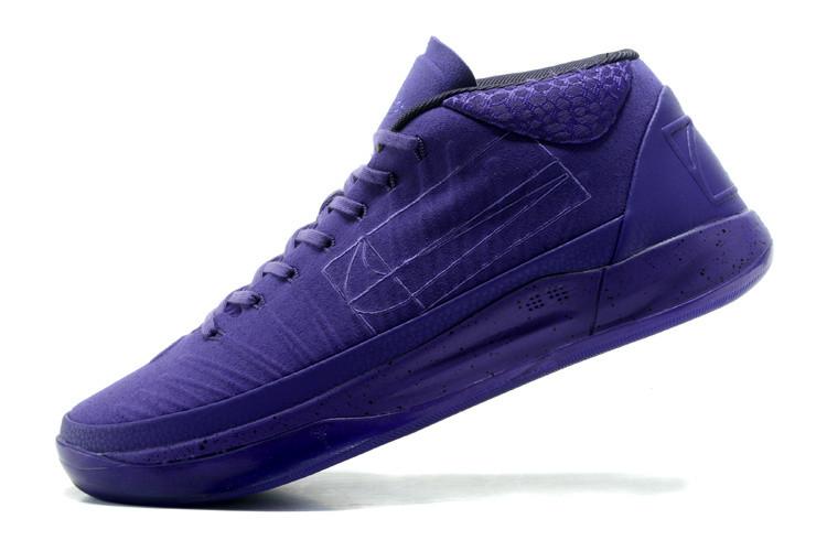 """Баскетбольные кроссовки Nike Kobe XIII 13  A.D. """"Purple"""""""