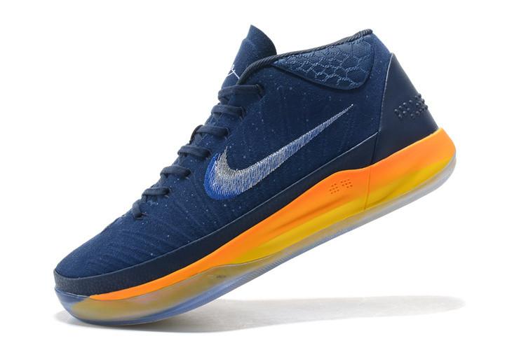 """Баскетбольные кроссовки Nike Kobe XIII 13  A.D. """"Dark Blue"""""""