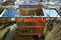 ЧИКЕН Аппарат на 30-35 Литров Газовый, Профессиональная Фритюрница, фото 1