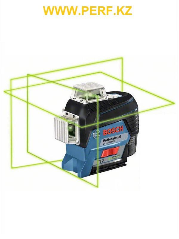 Лазерный нивелир Bosch GLL 3-80 CG Professional